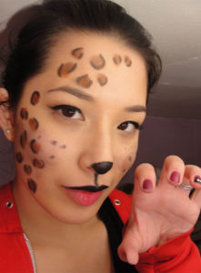 lovely-leopard-makeup-for-halloween