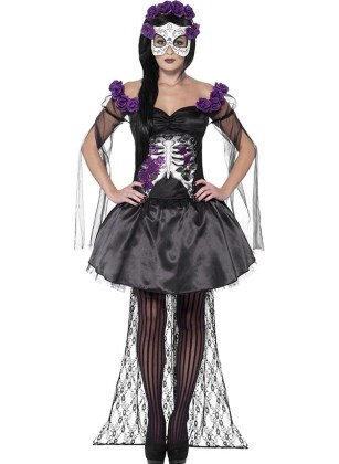 Day of the Dead Costumes 14