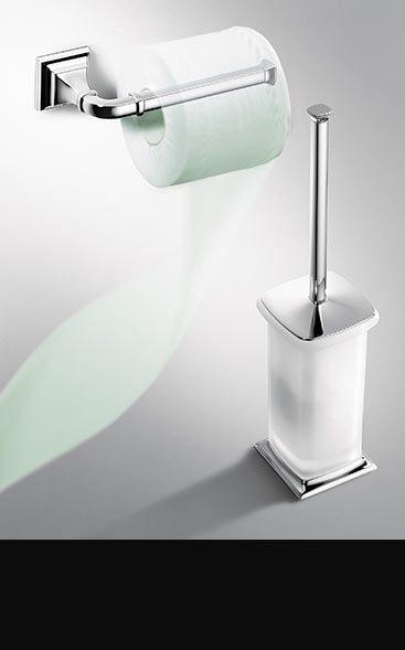 Modern Designer Luxury Bathroom Accessories & Fittings in UK