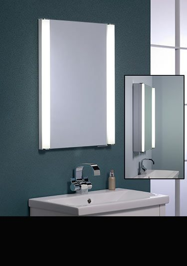 Recessed Bathroom Cabinets Flush Mirror Cabinets In Wall Fitting