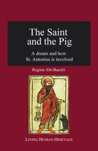 """Cover of """"The Saint and the Pig"""""""