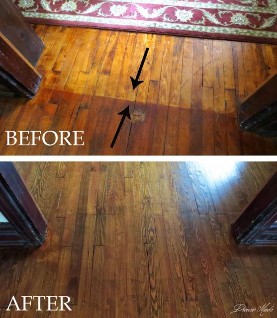 floor sanding wood restoration