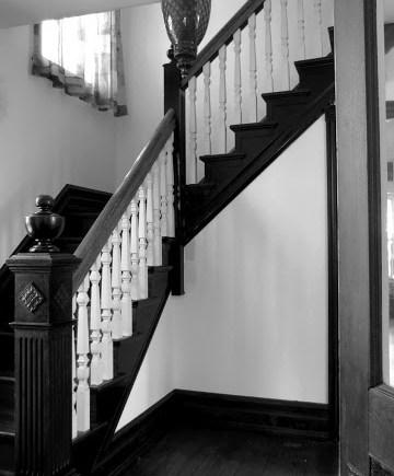 entryway before
