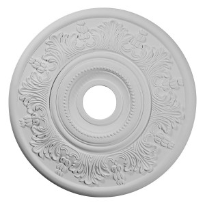 ekena millwork ceiling medallion vienna