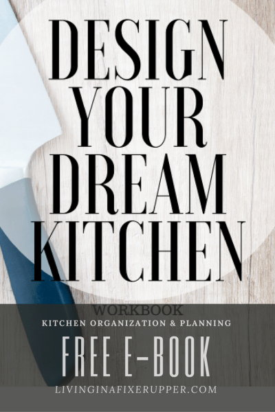 kitchen organization ebook