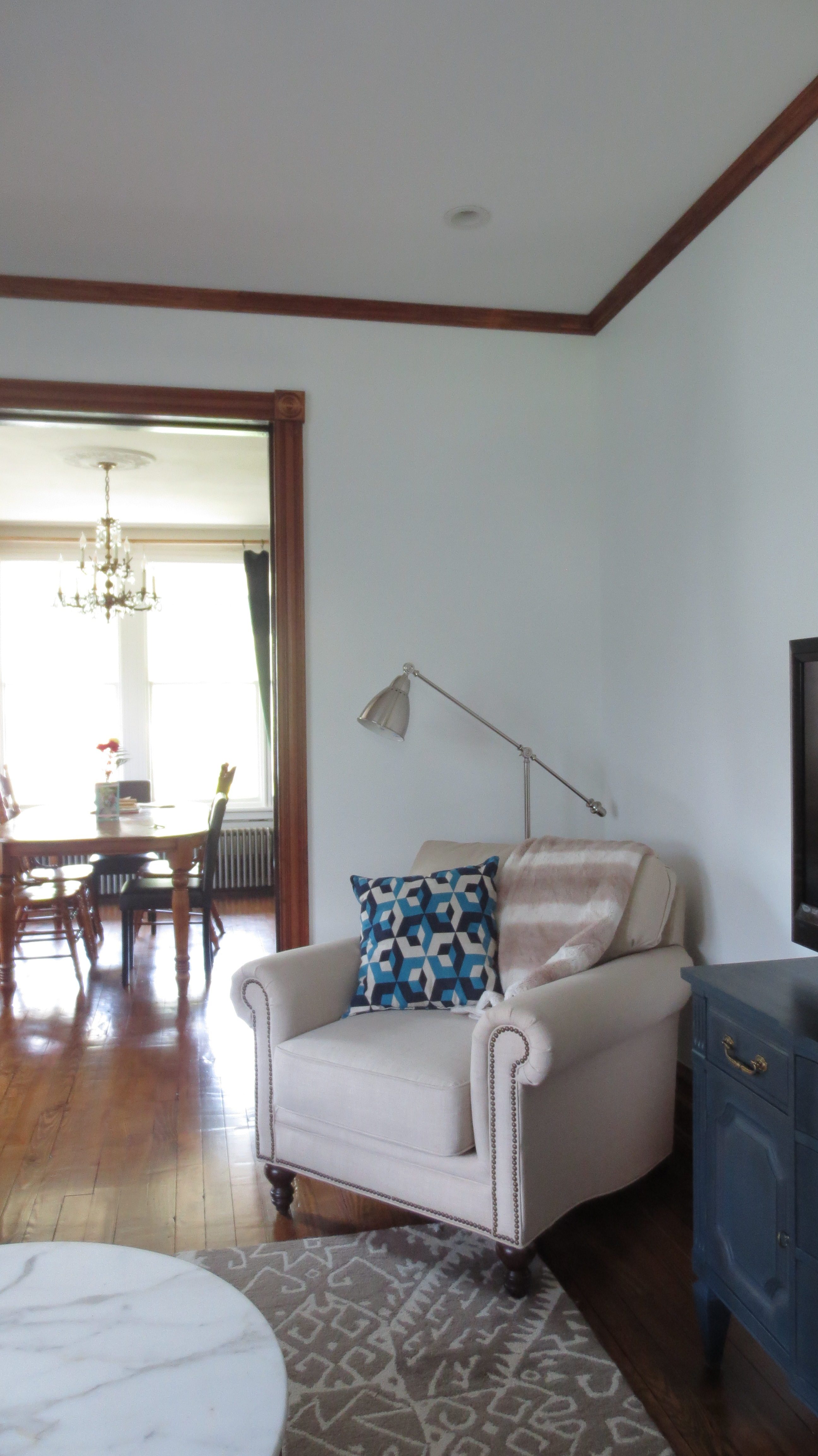 Crown Molding Living Room ...