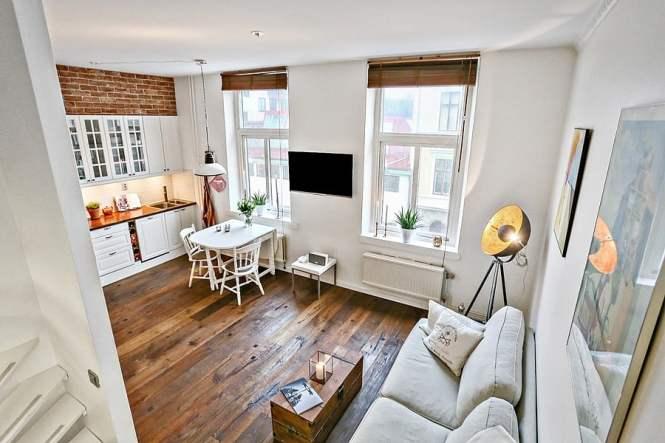 Storgatan Swedish Apartment 12