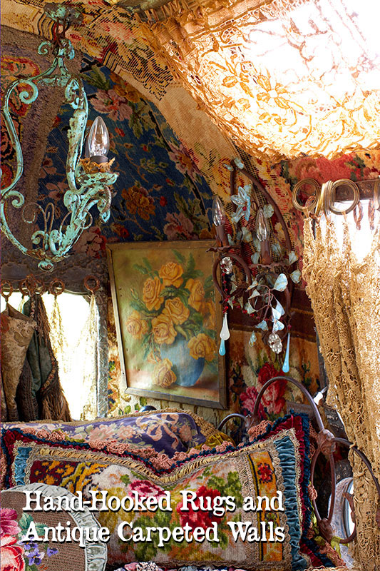 This Is Probably The Most Romantic Airstream Trailer You Will Ever See Living In A Shoebox