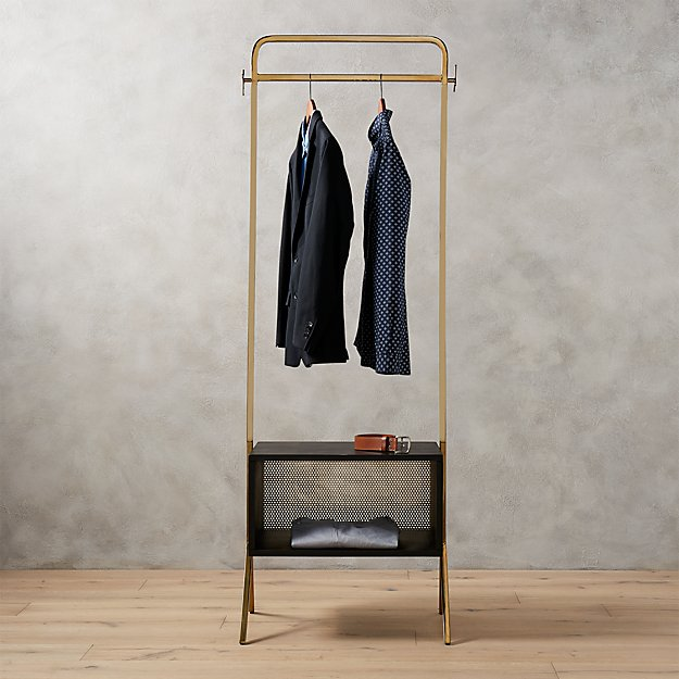 14 clothes racks that store your