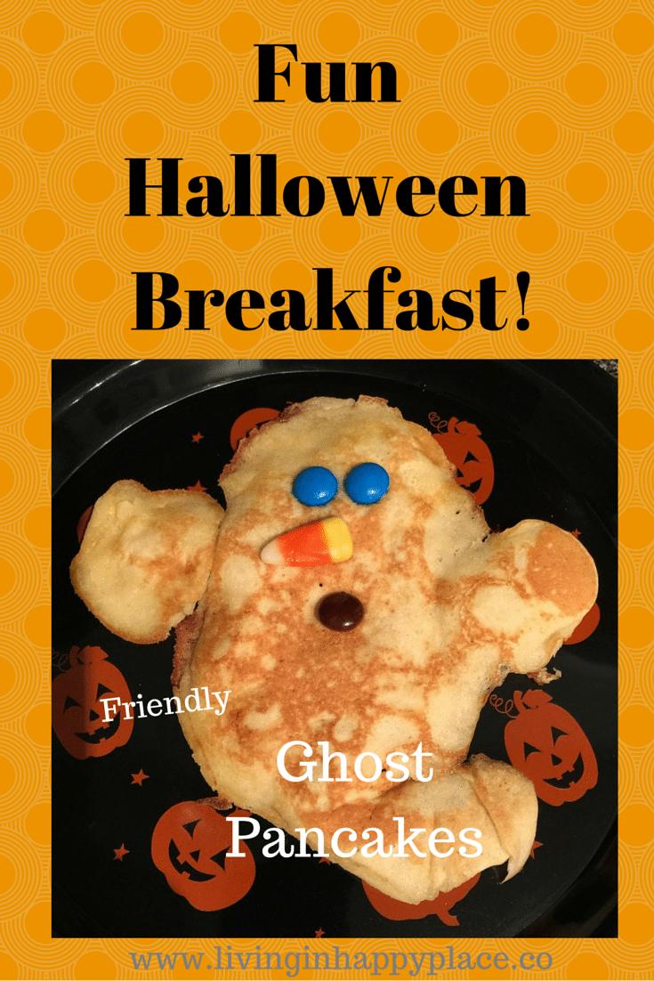 Fun Halloween Breakfast Idea