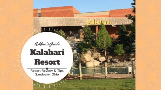 A mom's guide: Kalahari Resort Review