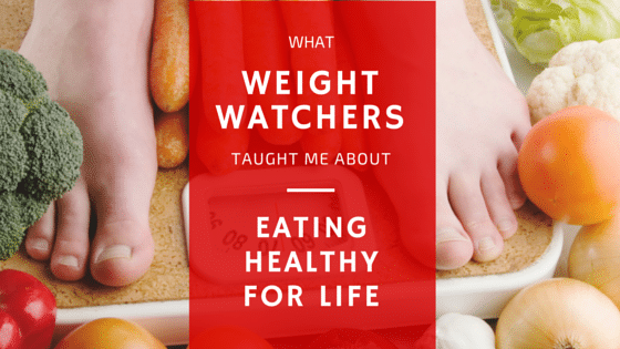 Weight Watchers teaches healthy eating