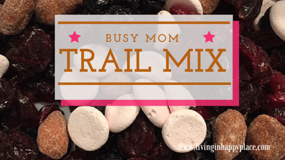 Healthy and quick Trail Mix