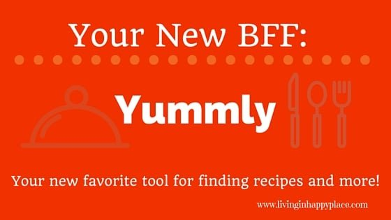 Meal planning and recipes with Yummly