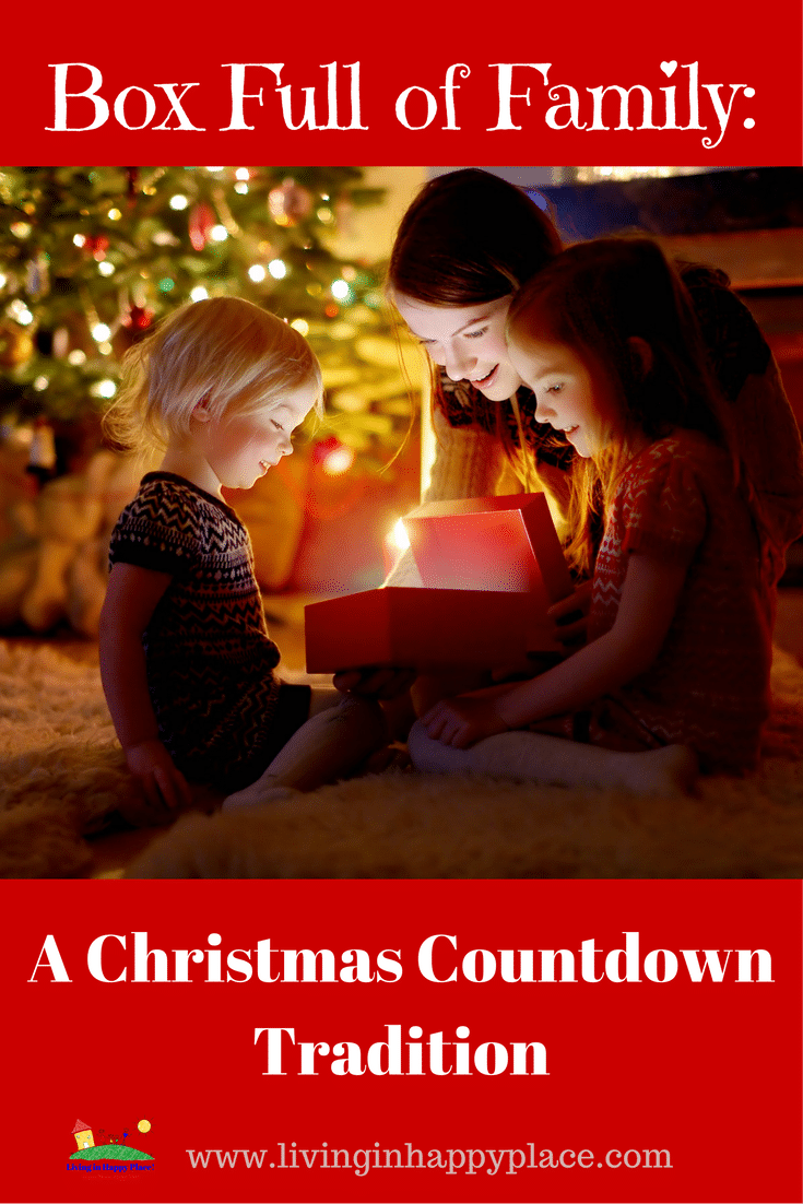 Start a new Christmas countdown tradition with your family