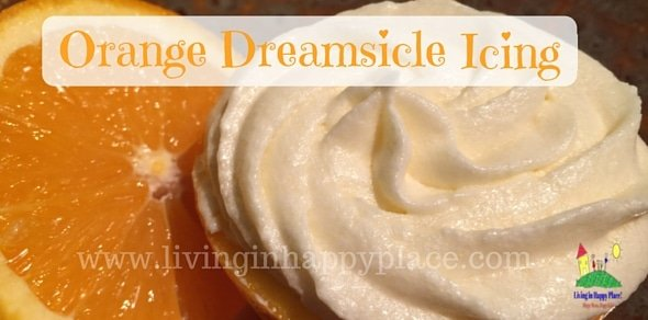 Orange icing recipe
