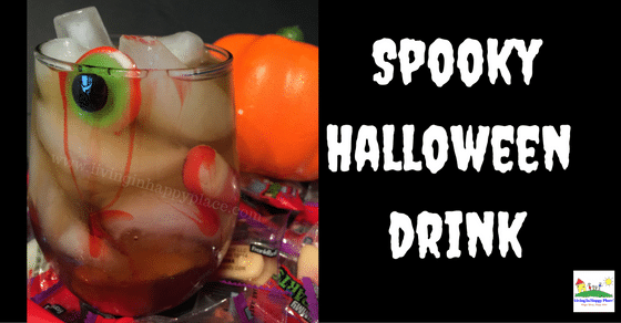 Halloween Drink recipe idea