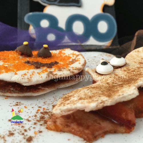 cute Halloween lunch idea