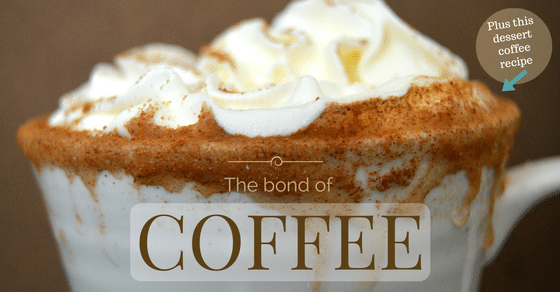 Cinnamon Vanilla Dessert Coffee