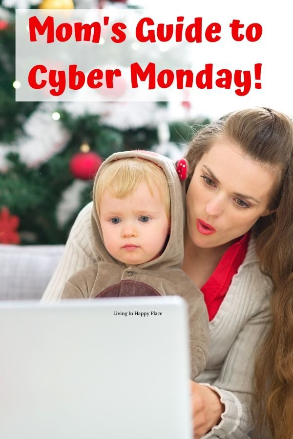 A Mom's Guide to Cyber Monday!