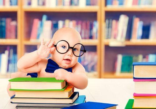 baby glasses books