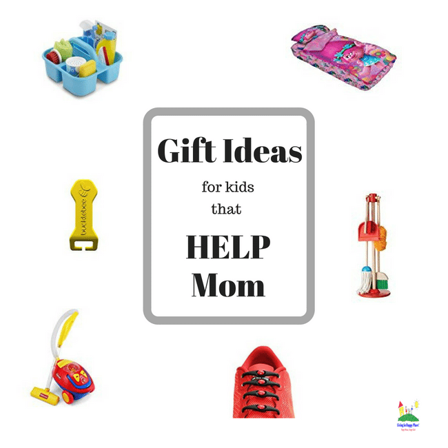 Gift for kids that help mom