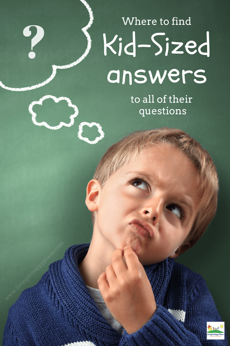 Resources for finding kid-sized answers