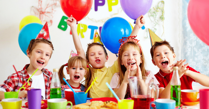 Kids Birthday Party Ideas for Busy Moms