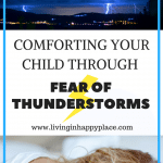 fear of thunderstorm