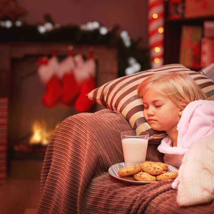 Christmas Eve Checklist for kids!