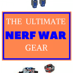 The ultimate Nerf war accessories! Get the right gear to turn your battlefield into an epic Nerf war! Whether you're planning a Nerf war birthday party or just looking for Nerf war ideas to step up your games, you gotta have the best Nerf gear. Find out what do you need for a Nerf war! #nerf #nerfwar #nerfbattle #nerfgear #nerfgun