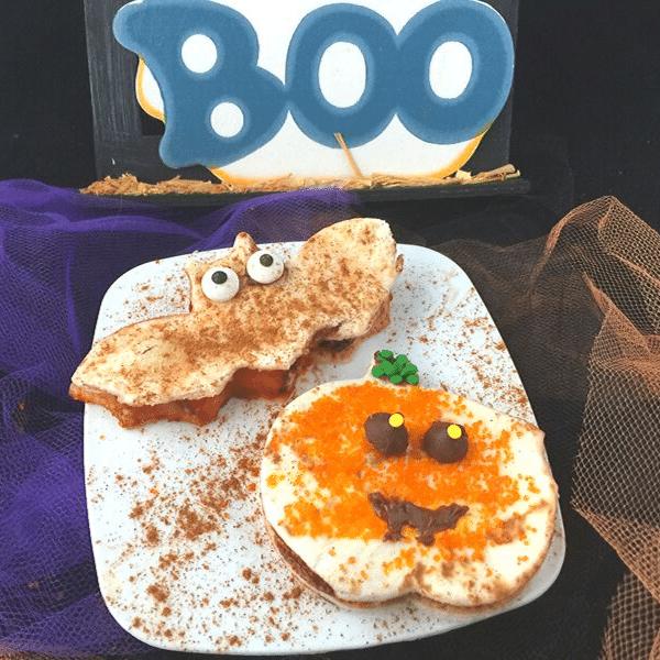 Halloween after-school snack for kids