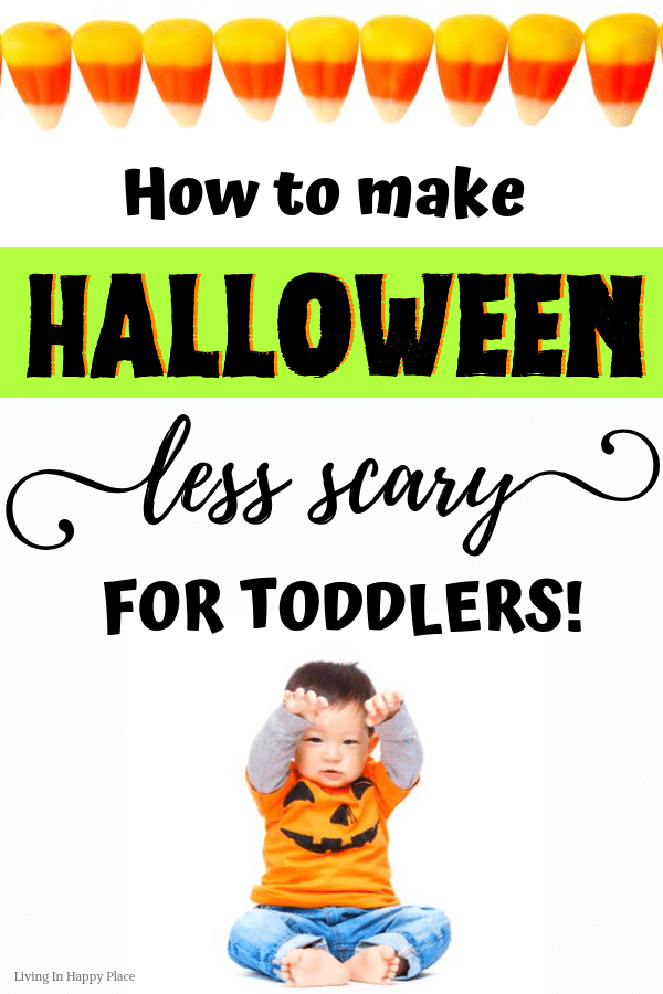 make Halloween less scary for kids