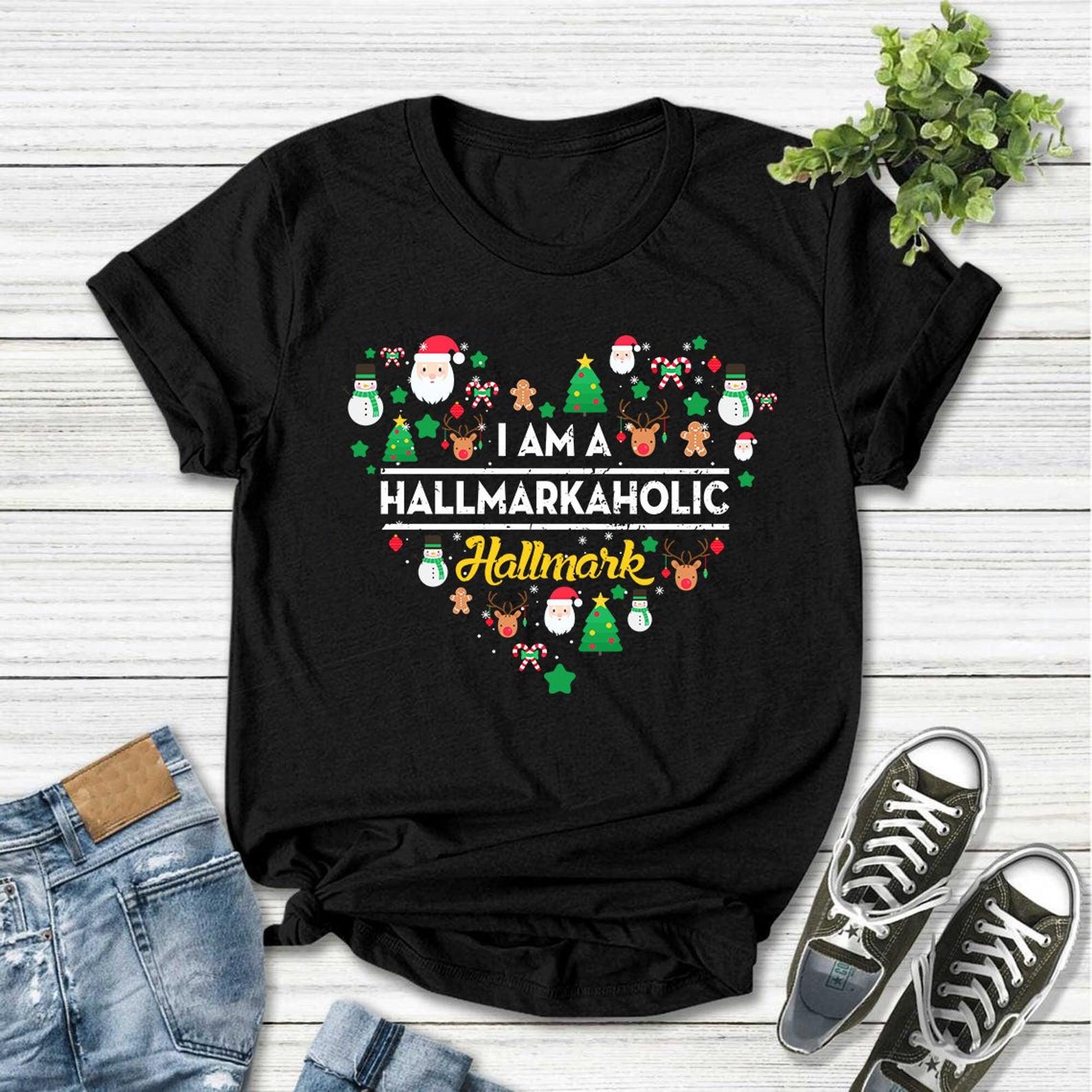 hallmarkaholic shirt