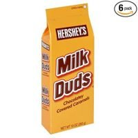 Hersheys Milk Duds Carton, 10-Ounce (Pack of 6)