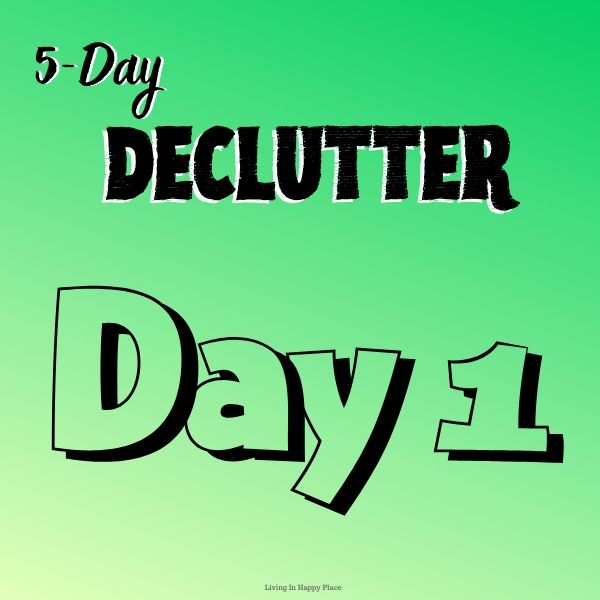 Protected: 5-Day Declutter Jump Start- DAY 1!