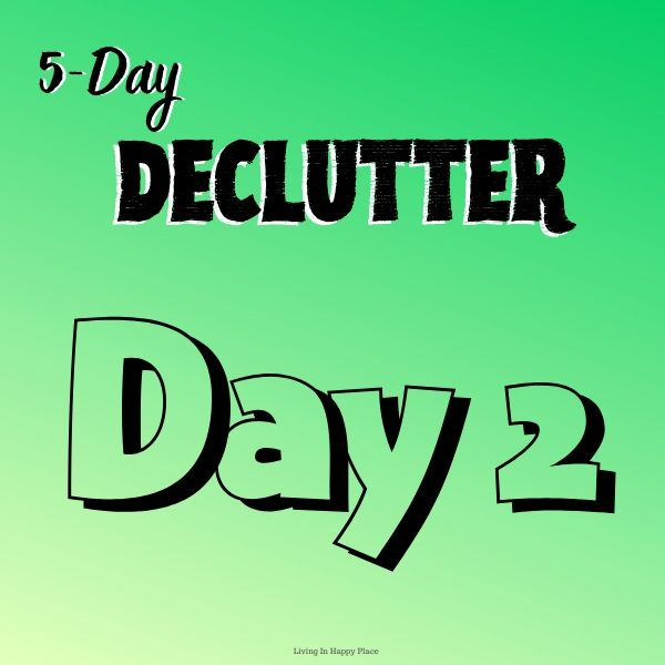 Protected: 5-Day Declutter Jump Start- DAY 2!