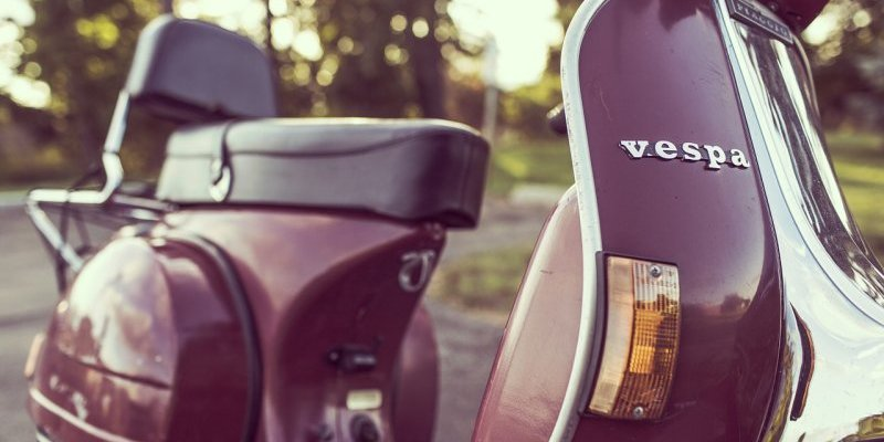 5 Reasons Why the Vespa Scooter is a Timeless Pop Culture Design Icon!