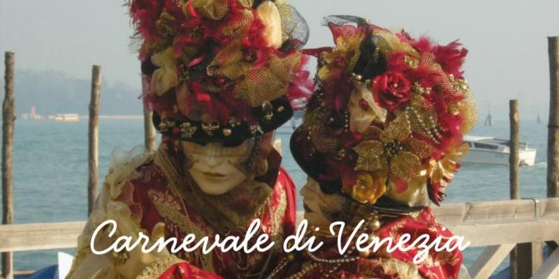 Venice Carnival – 2017 wall calendars available NOW!