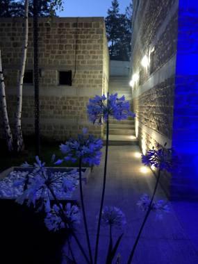 Detail - night mood lighting