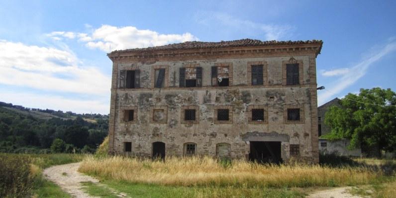 Main palazzo