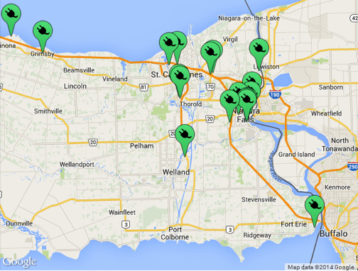 locations of ev charging stations