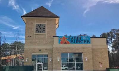 Farm Burger Peachtree Corners