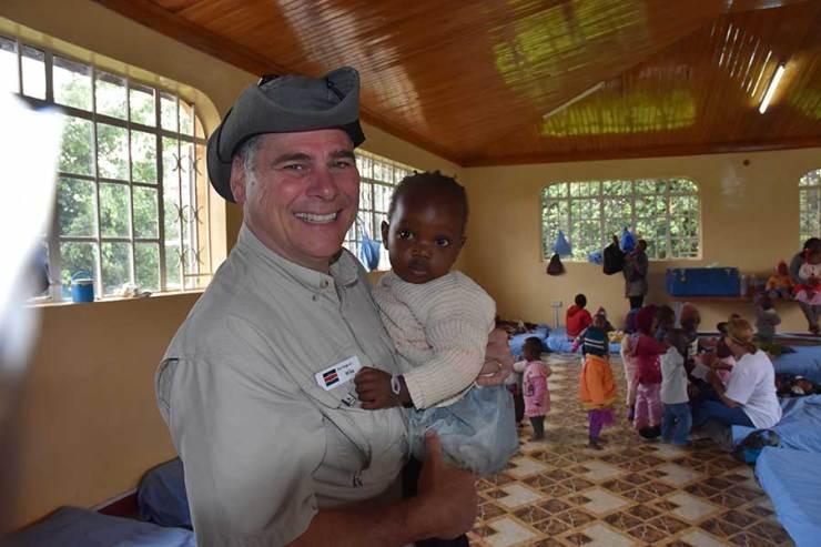 Peachtree Corners Baptist Church mission trip