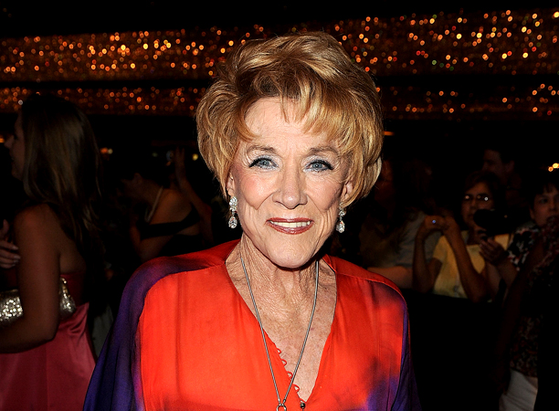 Actress Jeanne Cooper arrives at the 37th Annual Daytime Entertainment Emmy Awards held at the Las Vegas Hilton on June 27, 2010 in Las Vegas, Nevada.  (Photo by Kevin Winter/Getty Images for ATI)