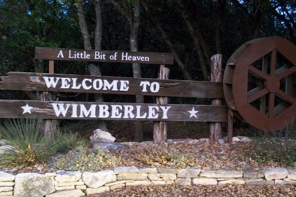Properties And Area Information For Wimberley Texas