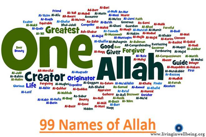 Beautiful Names of Allah Benefits of reciting 99 Beautiful