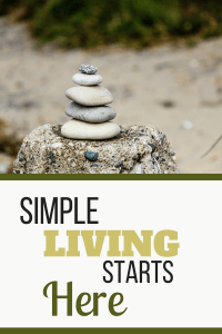 Simple Living starts here