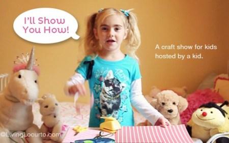 kid craft show