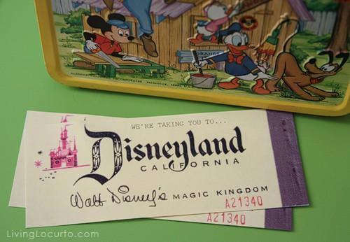 Trip To Disneyland Living Locurto